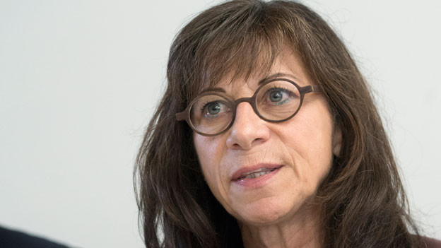 Heidi Hanselmann, St. Galler Regierungsrätin und Vizepräsidentin der kantonalen Gesundheitsdirektoren.