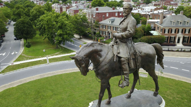 Die Statue des Anstosses: Robert E. Lee