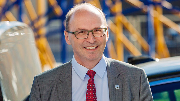 Marc Chardonnens, BAFU-Direktor.