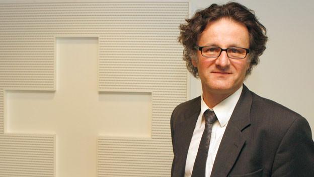 Daniel Kipfer Fasciati, Bundesstrafrichter.