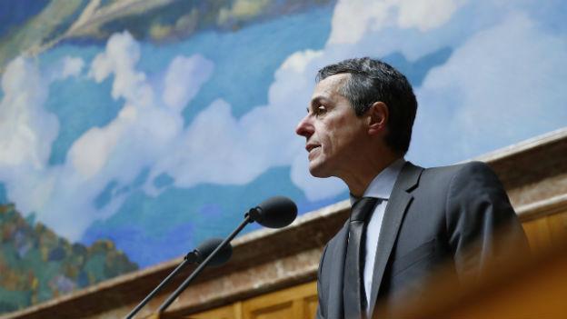 Nach Jahren des Wartens wieder ein Tessiner Bundesrat