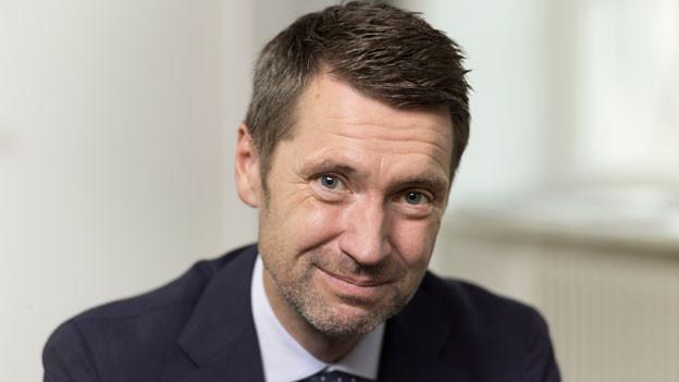 Peter Grünenfelder, Direktor von Avenir Suisse.