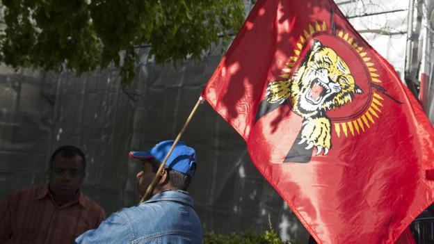 Befreiungskampf oder organisierte Kriminalität - um diese Frage geht es in Bellinzona.