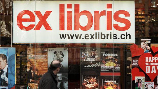 Ex Libris will zwei Drittel aller Filialen schliessen.
