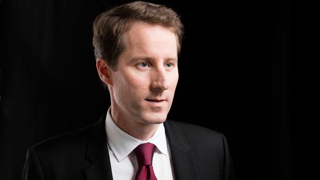 Thomas Aeschi, Fraktionspräsident der SVP