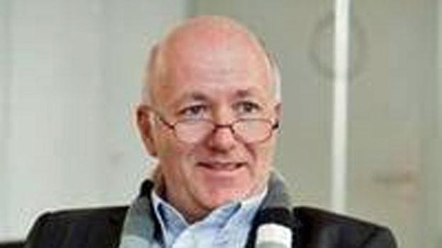 Roland Siegwart, Robotik-Professor der ETH Zürich.