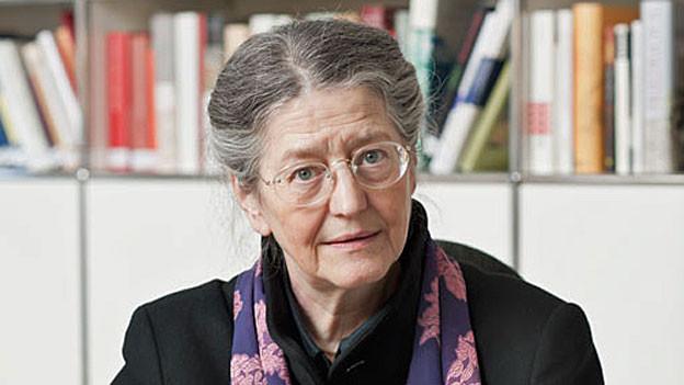Gret Haller, Vorsitzende der Schweizerischen Gesellschaft für Aussenpolitik.