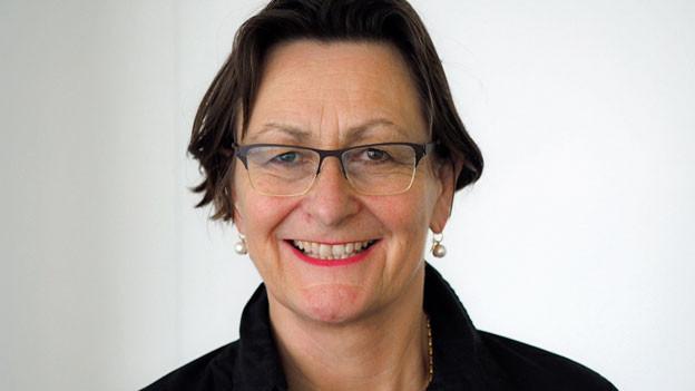 Lisa Isler Cinfo-Geschäftsleiterin.