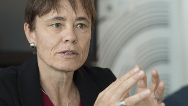 Corinne Schmidhauser.