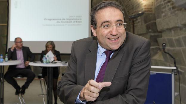 Pascal Broulis und sein Problem mit dem Steuerort