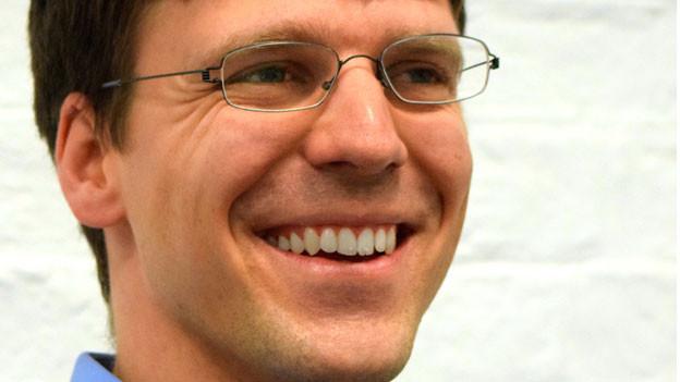 Florian Egloff, Cybersicherheits-Experte.