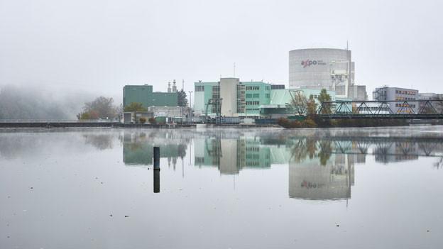 Kernkraftwerk Beznau 1.