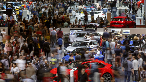 Autos, Autos und nochmals Autos