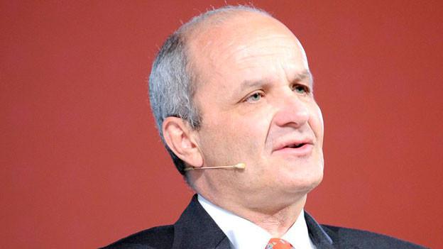 Martin Naville, Direktor schweizerisch-amerikanische Handelskammer.