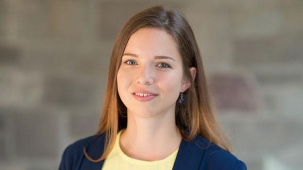 Christine Schäfer, Trendforscherin am Gottlieb Duttweiler Institut.