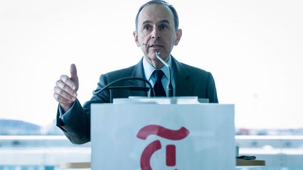 Pietro Supino, Verwaltungsratspräsidente Tamedia.