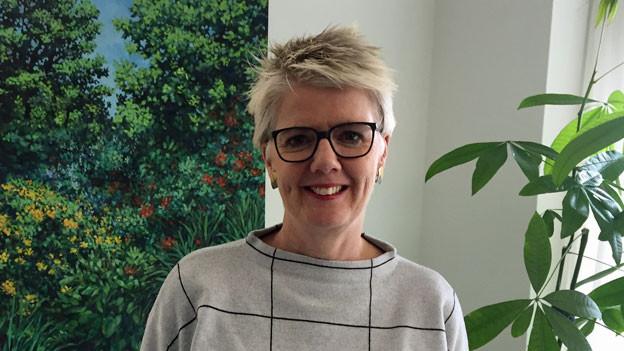 Susanne Nielen Gangwisch, Leiterin der Opferhilfe Aargau Solothurn.