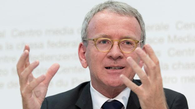 Adrian Lobsiger, Eidgenössischer Datenschützer.