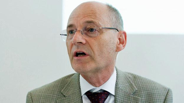 Immer weniger Straftaten in der Schweiz