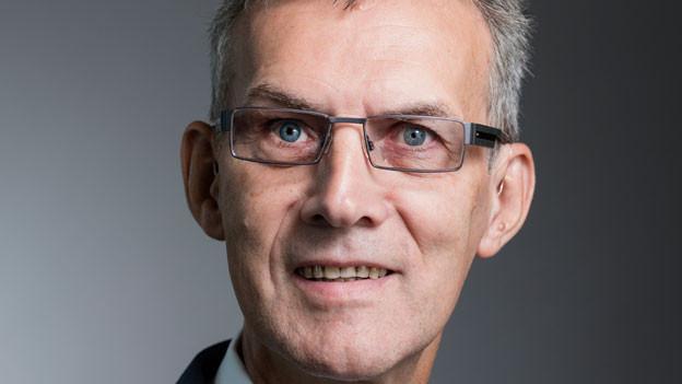 Christof Nietlispach, Präsident der Freiämter Regionalzeitungen im Kanton Aargau und Vorstandsmitglied im Verband Schweizer Medien.