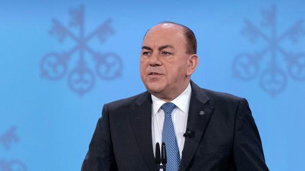 Verwaltungsratspräsident der Schweizer Großbank UBS Group AG.