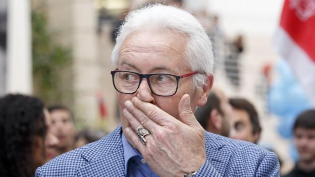 Luc Barthassat wurde aus dem Genfer Staatsrat abgewählt.