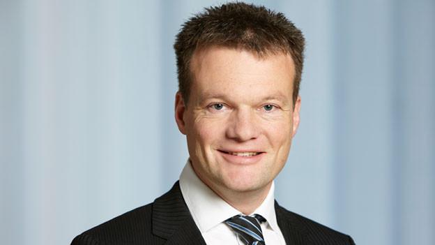 Reto Knutti, Schweizer Klimaforscher.