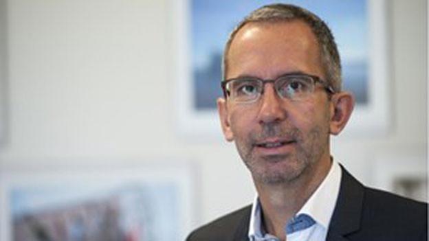 IKRK-Direktor Dominik Stillhart.