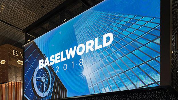 Symbol der Baselworld.