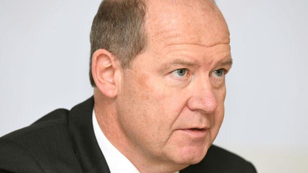 Valentin Vogt, Präsident Arbeitgeber-Verband.