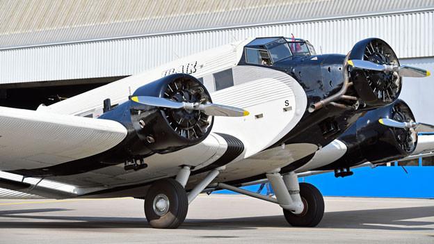 Ju-52 der Ju Air.