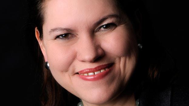 Edita Vokral leitet in Nicaragua die DEZA-Delegation für Zentralamerika.