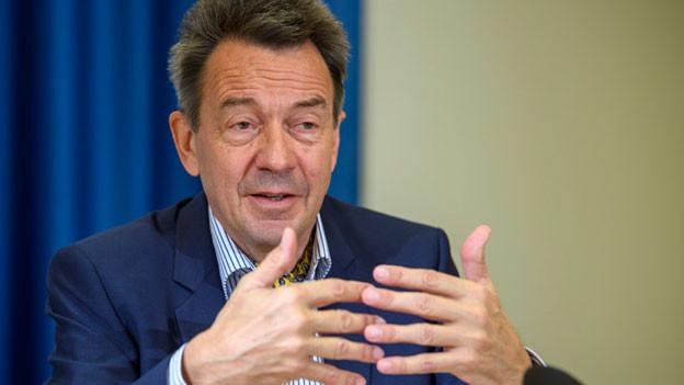 Peter Maurer, IKRK-Präsident.