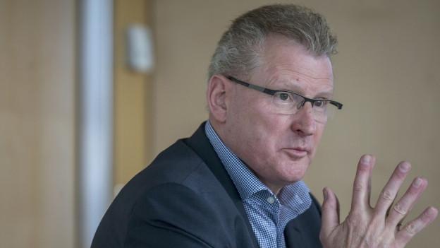 Heinz Tännler ist Zuger Finanzdirektor.