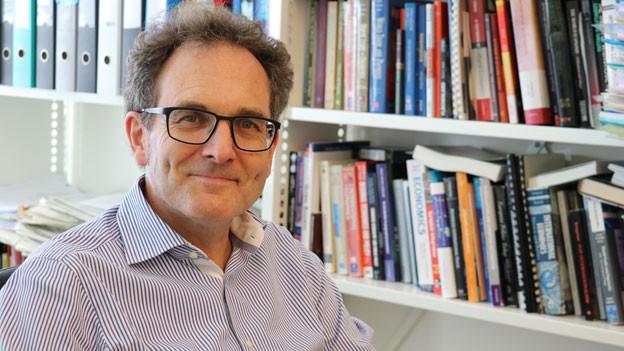 Rolf Weder, Professor für europäische Integration und Aussenwirtschaft.
