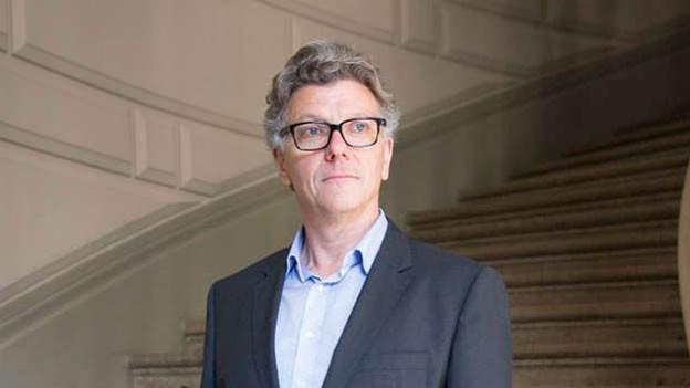 Matthias Frehner schaut auf seine lange Karriere im Dienste der Kunst zurück.
