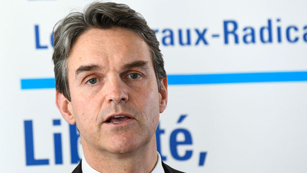 Beat Walti, FDP-Fraktionschef.