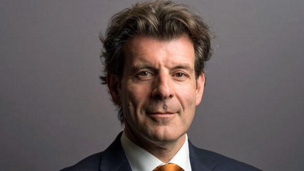 Der Schweizer Botschafter Roberto Balzaretti.
