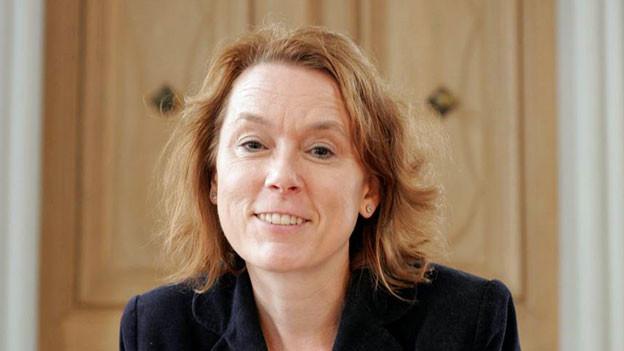 Christine Kaufmann, Professorin für Staats-, Verwaltungs- und Völkerrecht an der Universität Zürich.