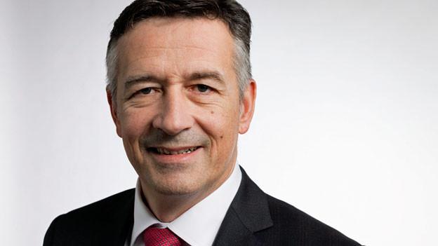 Der FDP-Ständerat Hans Wicki kandidiert für den frei werdenden Bundesratssitz von Johann Schneider-Ammann.