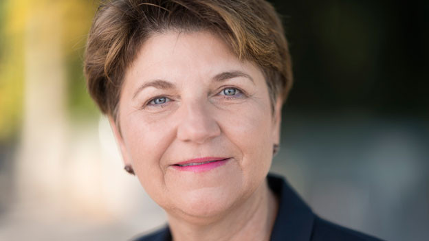 CVP-Nationalrätin Viola Amherd.