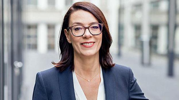 Nathalie Wappler, heute Programmdirektorin beim Mitteldeutschen Rundfunk, startet im Frühjahr 2019 als Direktorin SRF.