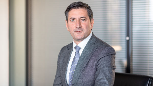 Roberto Cirillo tritt per April 2019 als Nachfolge von Ulrich Hurni an.