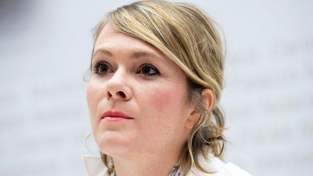 Kathrin Bertschy, Co Präsidentin Alliance F und GLP-Nationallrätin.