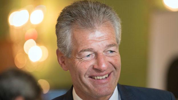 Economiesuisse-Präsident Heinz Karrer.