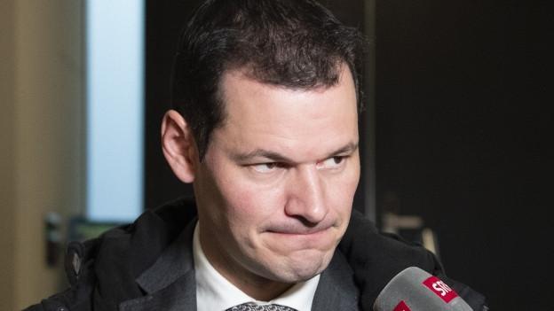 Gab viel zu reden dieses Jahr: Der Genfer Regierungsrat Pierre Maudet.