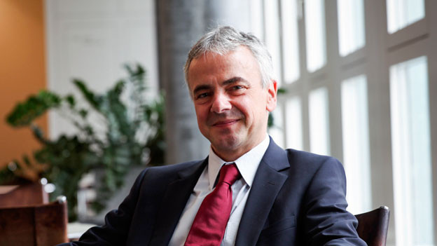 Markus Schefer, Strafrechtsprofessor an der Universität Basel.