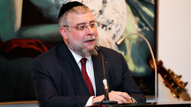 Rabbiner Goldschmidt: «Mehr Dialog zwischen Juden und Muslimen»