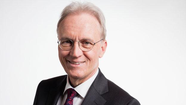 Hans-Ulrich Bigler, Präsident des Schweizerischen Gewerbeverbandes.