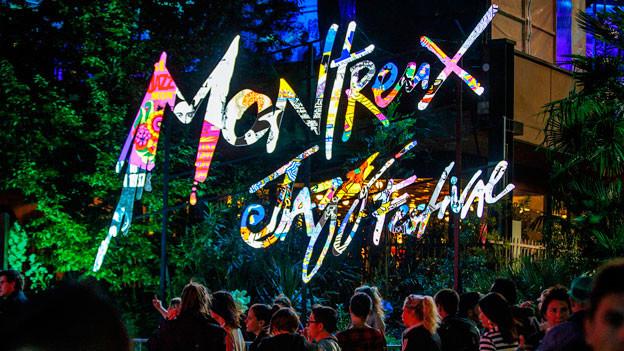 Eröffnungsabend des 51. Montreux Jazz Festival 2017.